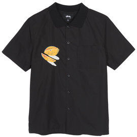 Dragon Cocktail Button Up Tee
