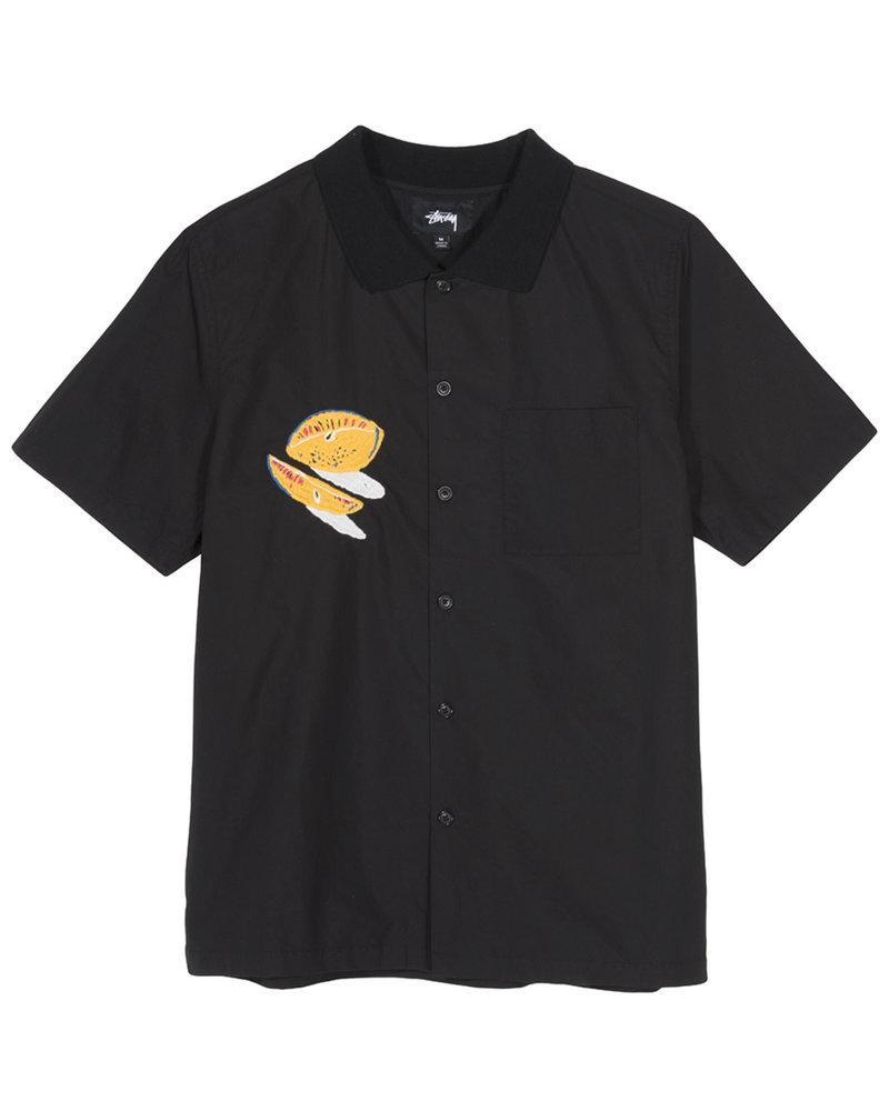 Stüssy Dragon Cocktail Button Up Tee