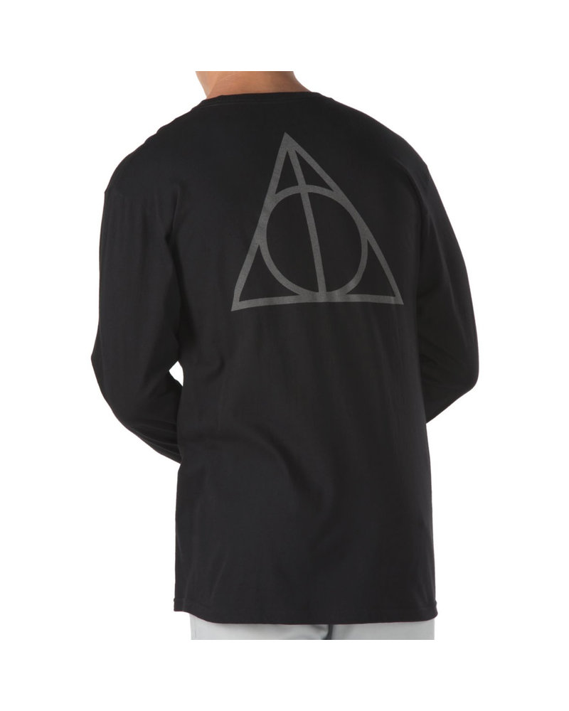 Vans VANS T-SHIRT HARRY POTTER DEATH