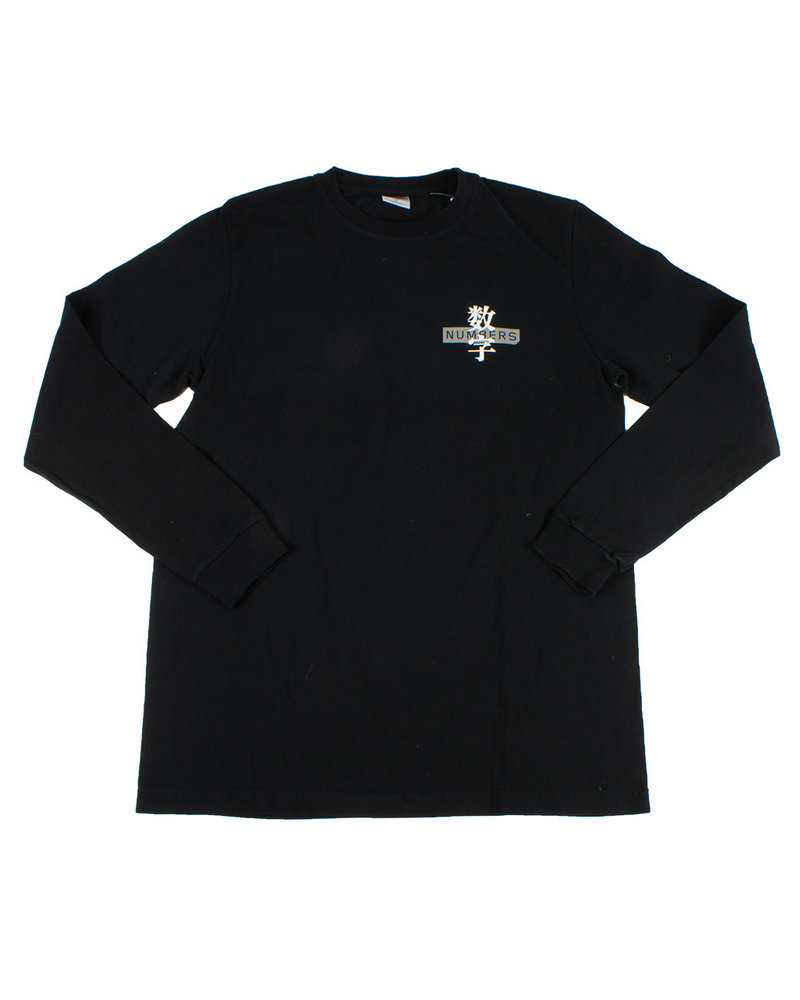 NUMBERS NUMBERS T-SHIRT DIAFU L/S