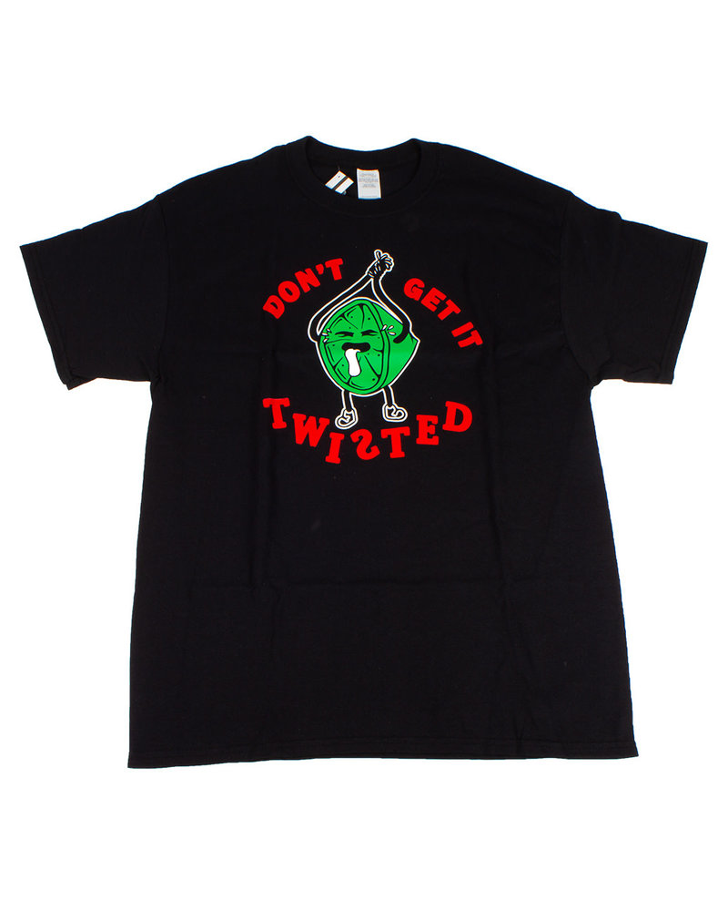 CUGAVISIONS TWISTED TEE
