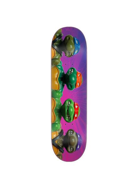 Santa Cruz Skateboards SANTA CRUZ TMNT FIGURES EVERSLICK 8.5