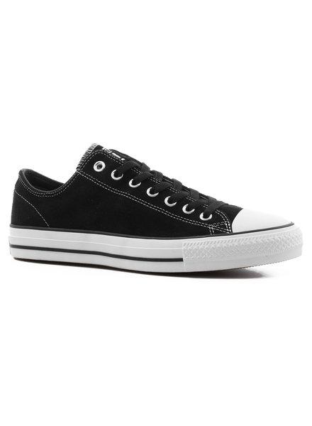 Converse CTAS PRO OX BLACK/WHITE(SUEDE)