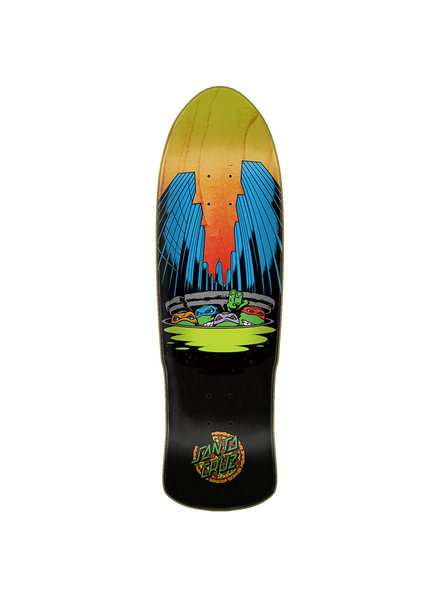 Santa Cruz Skateboards SANTA CRUZ TMNT NINJA TURTLES 9.42