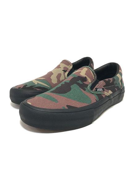 Vans Slip on Pro Camouflage