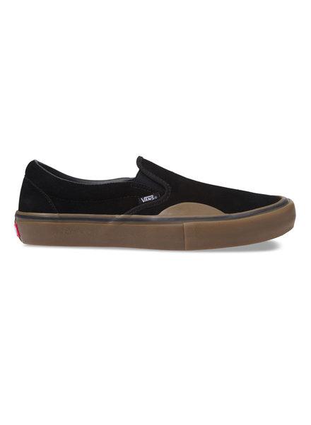 Vans VANS SLIP ON PRO BLACK/RUBBER (VN01347VUHX)