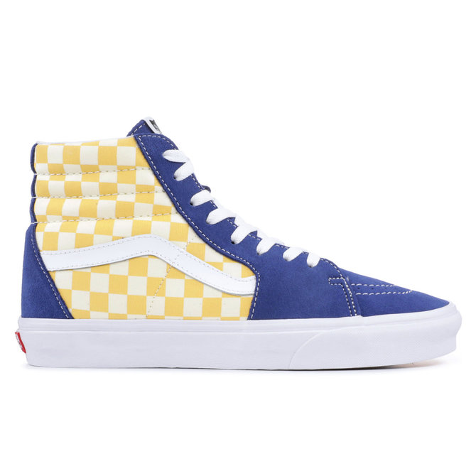 Vans SK8-HI BMX CHECKERBOARD TRUE B