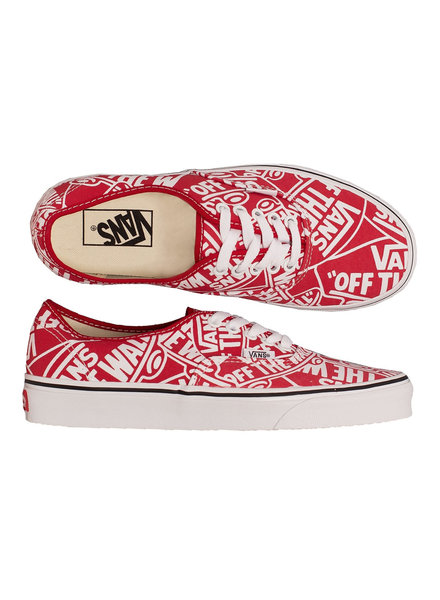Vans VANS AUTHENTIC OTW REPEAT RED