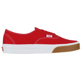 Vans VANS AUTHENTIC GUM BUMPER RED