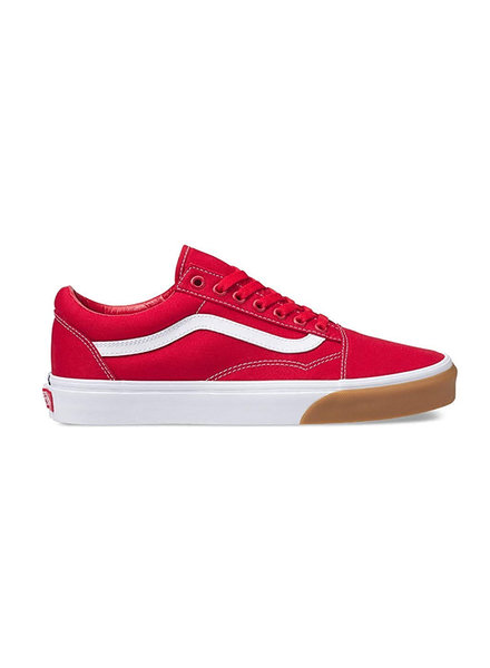 Vans VANS OLD SKOOL GUMBUMPER RED
