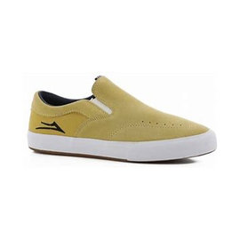 Lakai OWEN VLK DUSTY YELLOW SUEDE