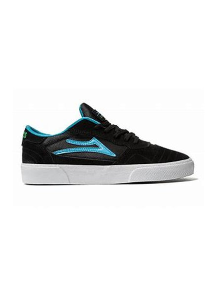 Lakai LAKAI CAMBRIDGE BLACK SUEDE