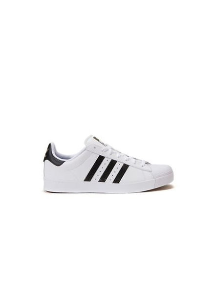 adidas Superstar Vulc ADV Core White/Featuring Black