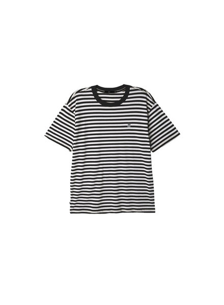 OBEY 89 ICON STRIPE BOX II T SHIRT