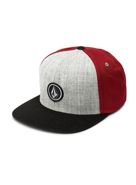 Volcom QUARTER TWILL COWHIDE HAT