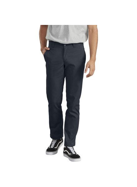DICKIES SLIM FIT STRAIGHT LEG WORK PANTS