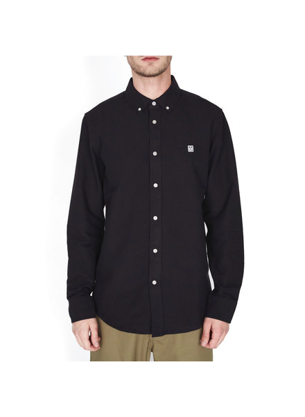 OBEY 89 ICON II L/S BUTTON UP