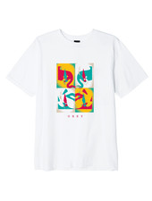 OBEY X-ACTO ICON FACE T-SHIRT