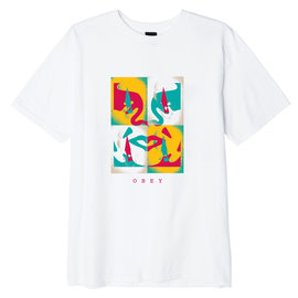 OBEY X-Acto Icon Face Tee