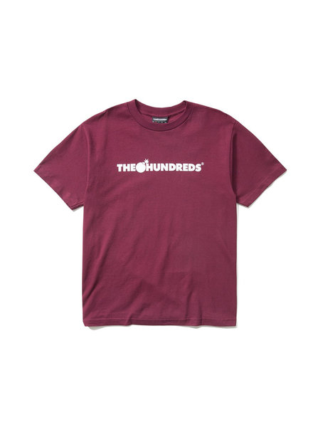 The Hundreds BAR LOGO T-SHIRT
