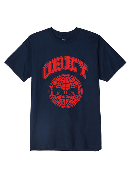 OBEY Icon Planet Tee