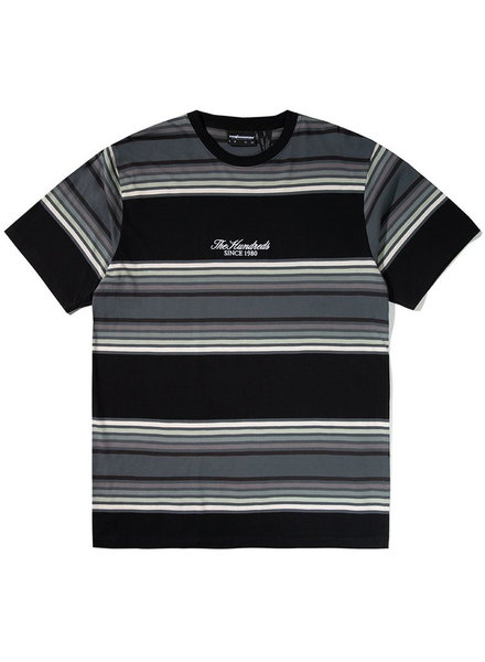 The Hundreds BOARD T-SHIRT BLACK