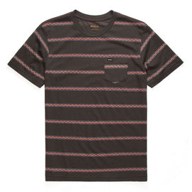 RVCA RETRO VA STRIPED T-SHIRT