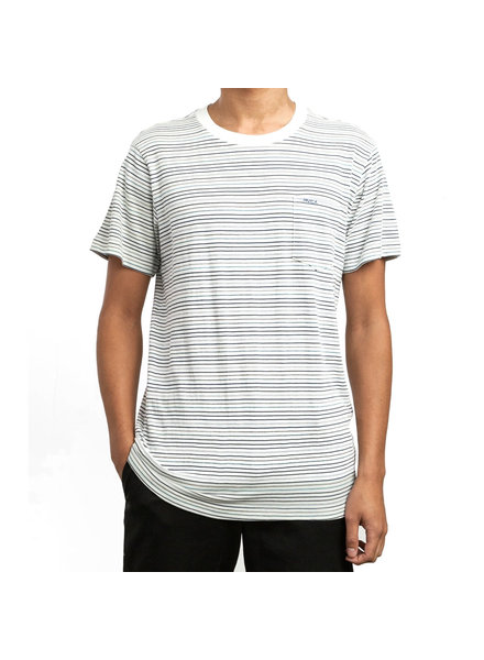 RVCA WARREN STRIPE T-SHIRT