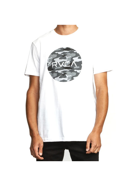 RVCA MOTORS FILL T-SHIRT