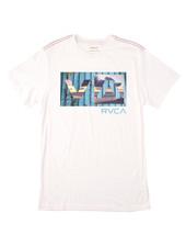 RVCA BALANCE T-SHIRT ANTIQUE WHITE
