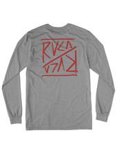 RVCA FLIPPER L/S T-SHIRT