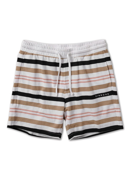 Diamond MARQUISE STRIPED SHORTS