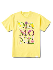 Diamond BOTANICAL T-SHIRT BANANA