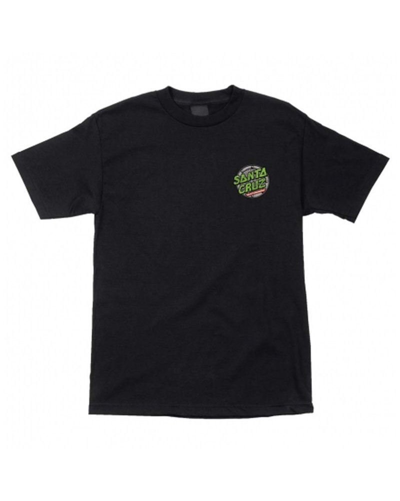 Santa Cruz Skateboards TMNT NINJA TURTLES T-SHIRT