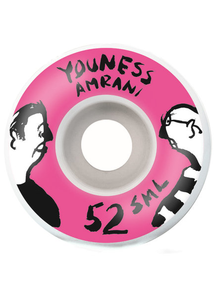 sml YOUNESS AMARANI LOOKER'S 52MM OG WIDE