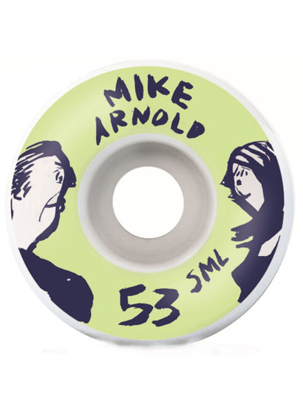 sml MIKE ARNOLD LOOKER'S 53MM V-CUT