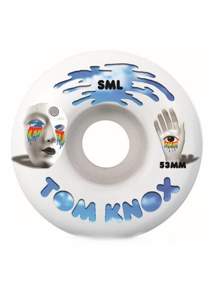 sml TOM KNOX SOLSTICE SERIES 53MM V CUT