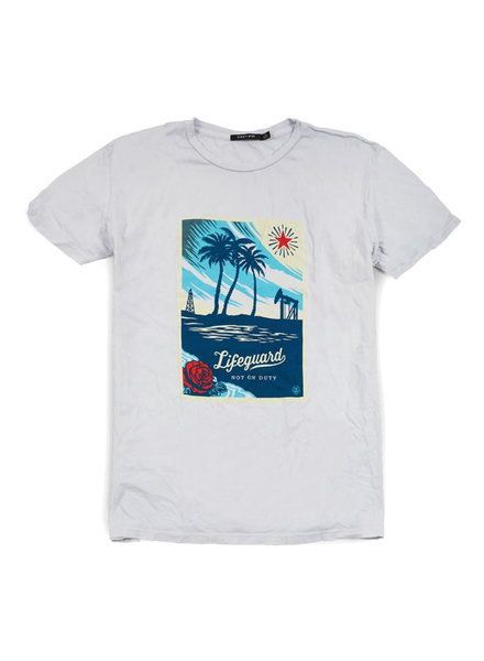 OBEY LIFEGUARD NOT ON DUTY T-SHIRT
