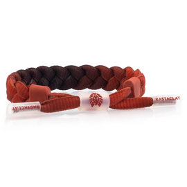 RASTACLAT FIRED EDGES RED & BLACK