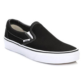 Vans CLASSIC SLIP-ON BLACK CANVAS