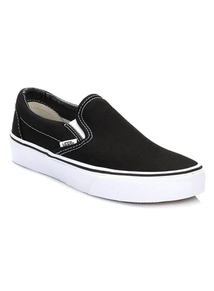 Vans CLASSIC SLIP-ON BLACK CANVAS