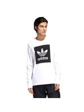 adidas BB White/Black Longsleeve