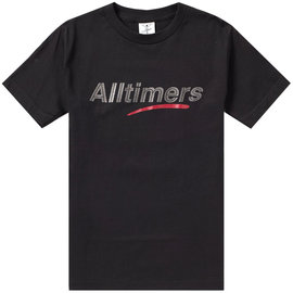 ALLTIMERS T-SHIRT ESTATE TEE GLITTER