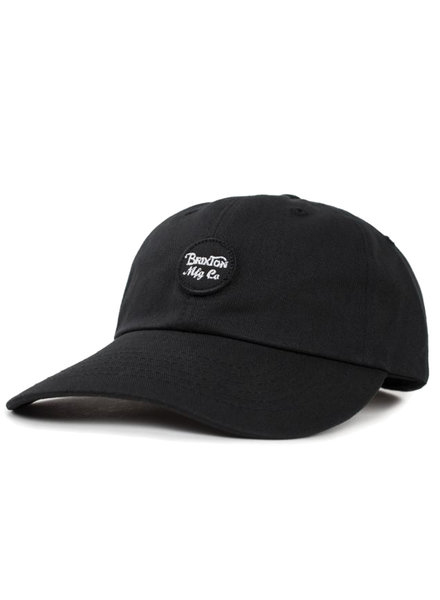 Brixton HAT WHEELER BLACK