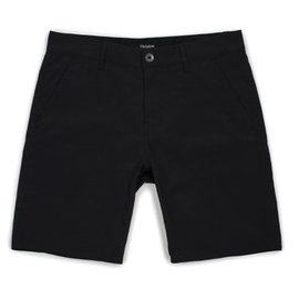 Brixton SHORTS TOIL II HEMMED BLACK
