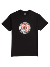 Independent Trucks TSHIRT RED/WHITE CROSS