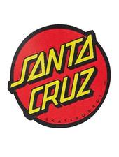 Santa Cruz Skateboards CLASSIC DOT MAGNET RED