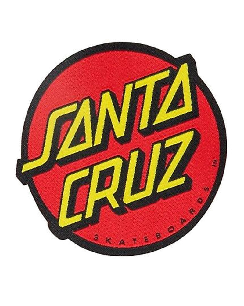 Santa Cruz Skateboards CLASSIC DOT MAGNET RED