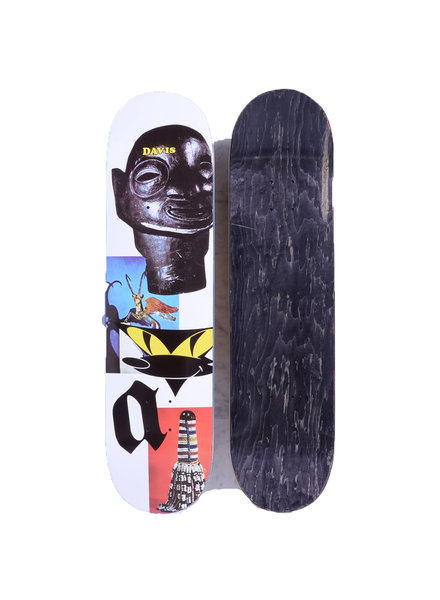QUASI AL DAVIS CAT DECK 8.0 WHITE