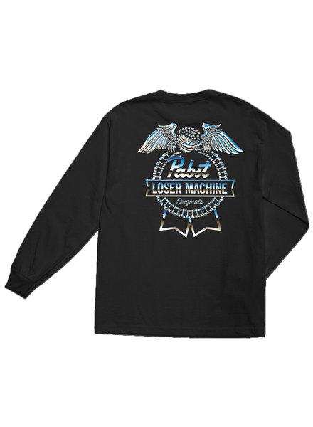 Loser Machine T Shirt LMCXPBR HIGHWAY LONGSLEEVE